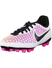 premium selection 96571 a9e07 Nike Jr Magista Onda AG, Botas de fútbol Unisex Niños