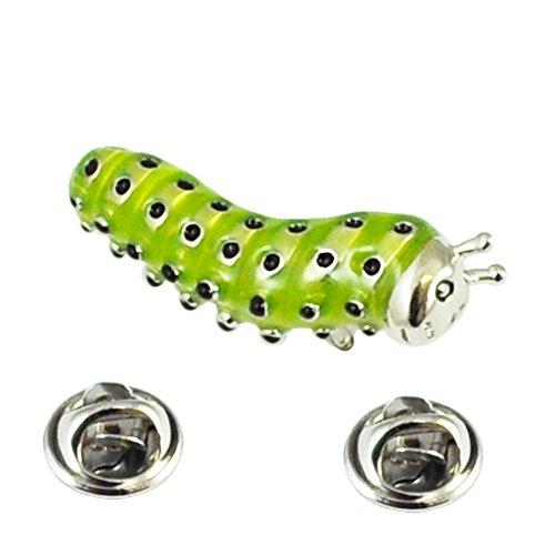 Caterpillar Insect Bug Lapel Pin Badge