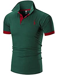 Mens T Shirts,Mens Shirts Short Sleeve,Mens Shirts,Mens Tops,Mens Shirts Casual,Mens Tops Summer,Men Shirt New Look,Moonuy Men Fawn Casual Business Pullover