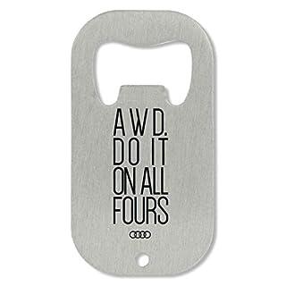 AWD Do It On Fours Bottle Opener