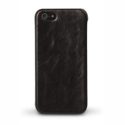 Zenus E'Stime Bar Case/Tasche Schwarze Schokolade für Apple iPhone 5/5S