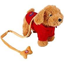 La alta calidad de perro del canto musical Caminar de animal doméstico electrónico juguetes para mascotas