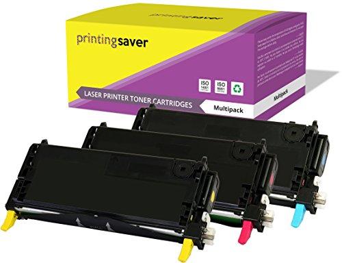 3115cn Drucker (Cyan, Magenta, GELB Toner kompatibel für Dell 3110, 3110CN, 3115, 3115CN drucker)