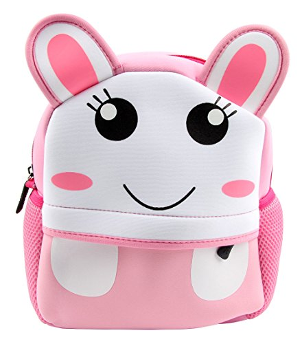 Imagen de bebé  infantiles guardería  para la guardería escolar infantil el chico la chica cartoon baby backpack conejo