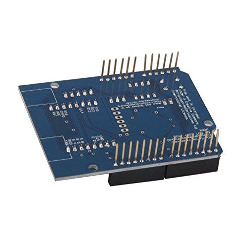 PIXNOR ESP8266 ESP-12E UART Wifi Scheda di Sviluppo Senza Fili Shield per Arduino UNO R3