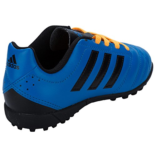 GOLETTO V TF J BLE - Chaussures Football Garçon Adidas Bleu