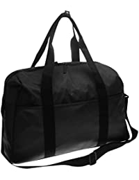 adidas ID Graphic Duffelbag Bolsa de Deporte, Hombre, Negro/Blanco, 45 cm
