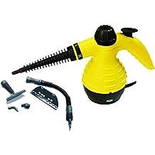 Limpiador a vapor vaporeta para baño alfombra coche 220V 1000W 350ml con accesorios
