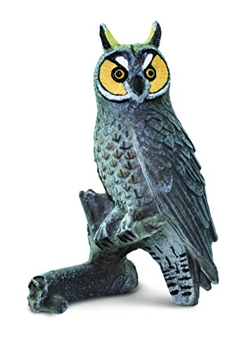 Safari 100093WOW Birds Lange Ohren Eule miniatur
