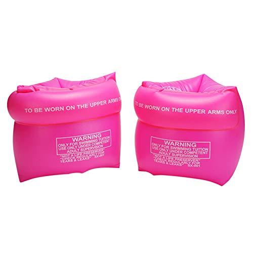 Libertepe Schwimmflügel Kinder Schwimmring Schwimmen Arm Bands PVC Material Schaumstoff Armbinde Flügel Trainingshilfe für Jungen und Mädchen