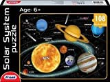 Frank Solar System Puzzle, Multi Color