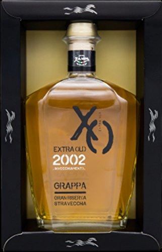 Grappa Stravecchia 2002 XO aus dem Hause Zanin Italien 40 % Vol 700 ml