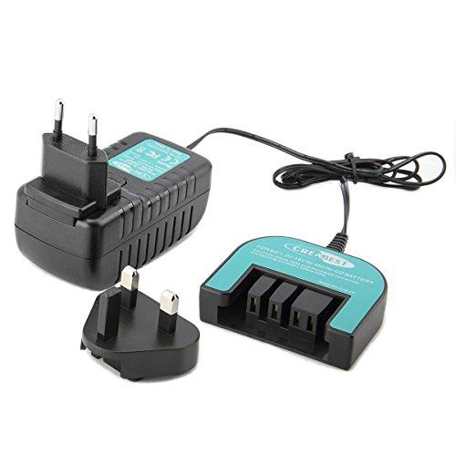 Creabest Chargeur 1.2V-18V pour batterie Ni-Cd Ni-MH Black & Decker