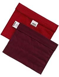 Frio - Bolsa isotérmica para mantener insulina, color rojo, 21 x 15 cm