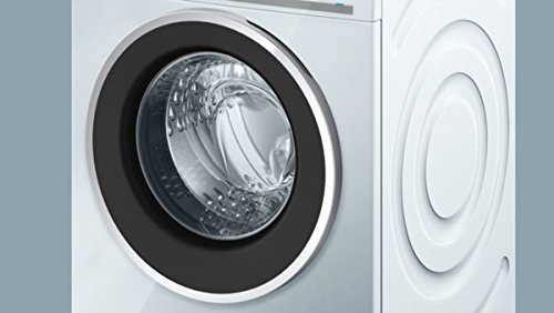 Siemens iQ800 WM14Y74D iSensoric Premium-Waschmaschine / A+++ / 1400 UpM / 8 kg / Weiß / VarioPerfect / Super15 / Antiflecken-System - 8