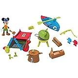 IMC Toys - Nos vamos de acampada mickey (182042)