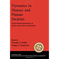 Dynamics of Human and Primate Societies: Agent-Based