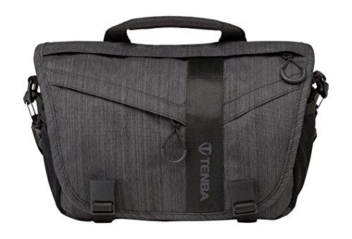 Tenba DNA 8 Messenger Bag for Camera - Graphite