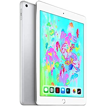 Apple iPad (con Wi-Fi de 128GB) - Plata (Reacondicionado ...