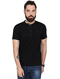 Urban Nomad Black Cotton T-shirt