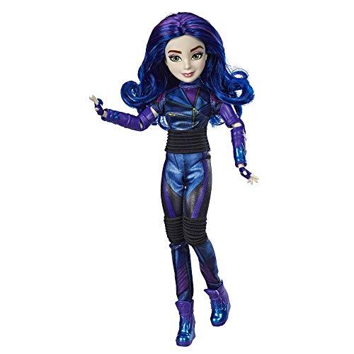 Disney Descendants Mal Doll, Inspired 3, Fashion Doll for Girls