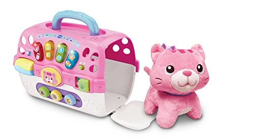 Vtech Pink�Cosy Kitten Carrier