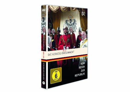 Vom Reich zur Republik - Die nervöse Großmacht (inkl. Booklet) im Preisvergleich
