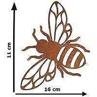 realistische Insekten Topf Kleiderbügel Kühlschrankmagnet bunten Garten
