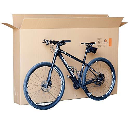 Caja Cartón Bicicleta Adulto TCBICI Doble pared resistente