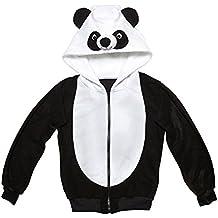 Widmann - Sudadera con capucha oso panda talla s-m