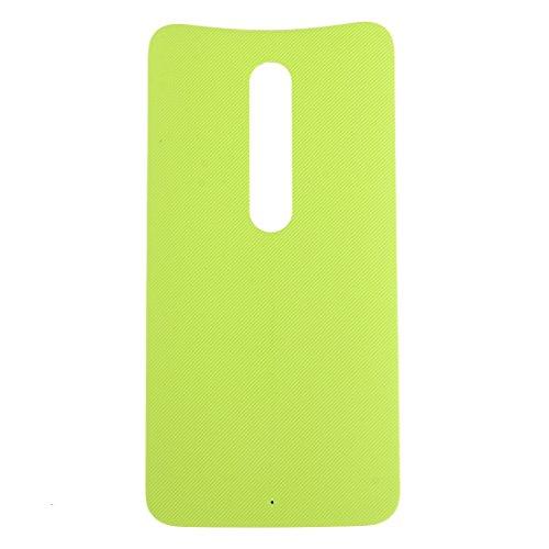 CHENCHUAN Hintere Abdeckung des Akkus Batterie rückseitige Abdeckung für Motorola Moto X (grün) Ersatzteil für Motorola (Farbe : Green) - Moto Ersatz Batterie Abdeckung X