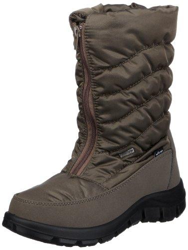 Vista 11-12212-fango, Damen Snowboots, Grün (fango), EU 40