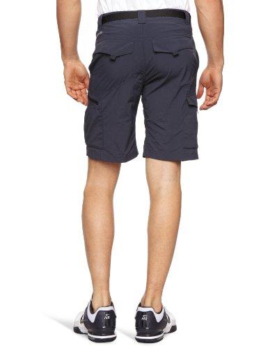 Columbia Herren Silber Ridge Shorts ABYSS