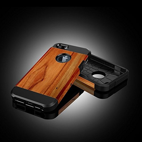YAN Für iPhone 6 / 6s Camouflage Muster PC + TPU Bunte Rüstung Hard Case ( SKU : S-IP6G-6683H ) S-IP6G-6683F