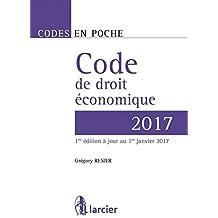 Code en poche : Code de droit économique