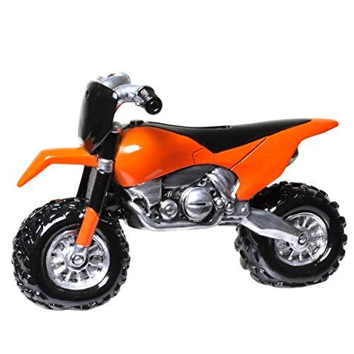 UDO Schmidt GmbH & Co - Hucha con Forma de Hucha para Motocicleta, Motocross