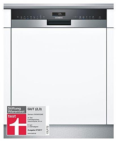 Siemens SN658D02ME iQ500 Geschirrspüler A++/266 kWh/Jahr/2660 L/Jahr/AquaStop