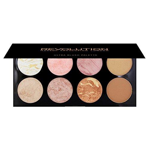 Makeup Revolution - Palette Contour et Blush - Golden Sugar