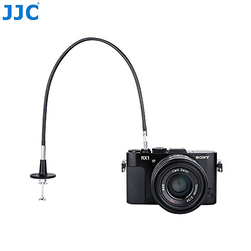 TCR-70R Length: 70cm//27.6 JJC High Quality Mechanical Locking Camera Shutter Release Cable with Bulk Lock for Camera Accepts Standard Mechanical Cable Release Color: Red