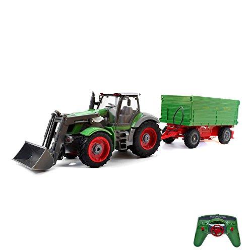 RC ferngesteuerter Traktor mit Anhänger