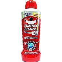 12 x OMINO BIANCO Aditivo 100 Más gamas Quita manchas En Gel ...