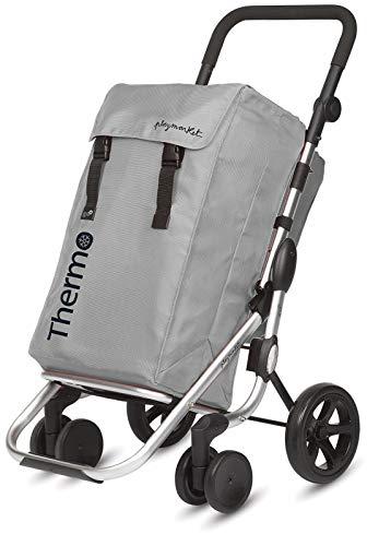 Playmarket Einkaufstrolley Go Plus Silver