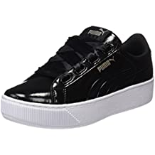finest selection b6de2 52306 Puma Vikky Platform Ribbon P, Baskets Basses Femme