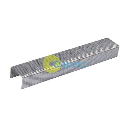 Daptez 5000Pk Agrafes Pour Main Électrique Agrafeuse Durable Type 53 - 11.3 X 8 X 0.7mm