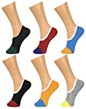 Gumber Pack of 6 Pairs of Multicoloured ...