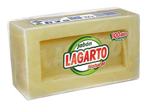 Lagarto Jabón Natural - Paquete 48 x 250 gr - Total: