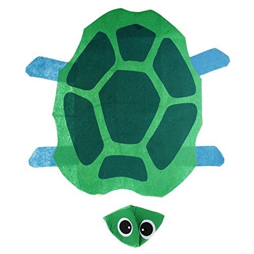 Homyl Scherzt Kinder Kostüm - Schildkröte