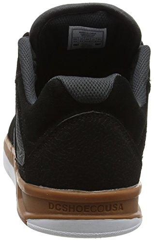 DC Shoes Maddo M Shoe, Scarpe da Ginnastica Uomo Nero (Schwarz (BGM))