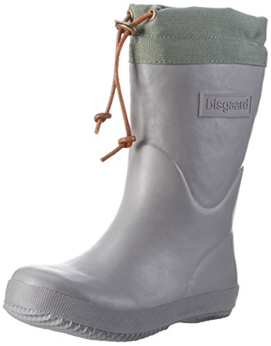 Bisgaard Unisex-Kinder Winter Thermo Gummistiefel, Grau (70 Grey), 29 EU