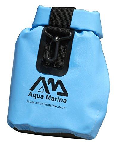 Mini Dry Bag-wasserdichter, verstärkter PVC, blau - Marine-zubehör